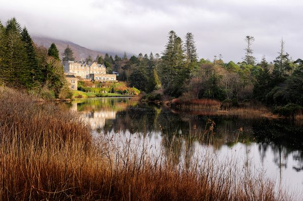 Ballynahinch Castle winter