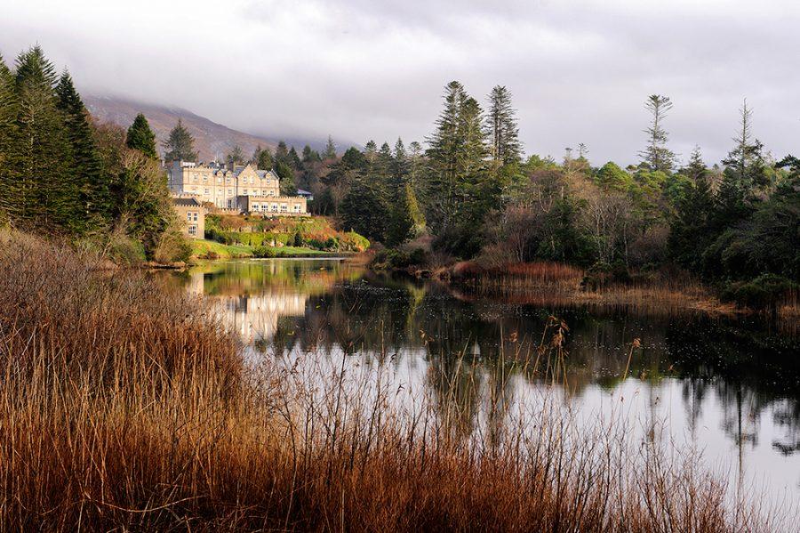 Ballynahinch Castle winter