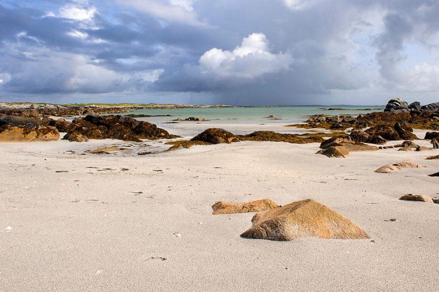 Beach near Carna